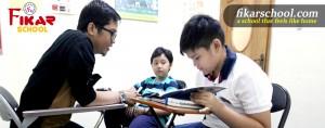 fikar school homeschooling