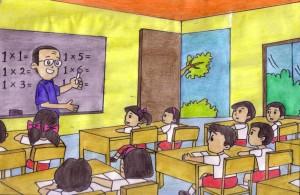 Cara Belajar Efektif dan Efisien untuk Anak SD